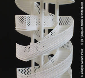 3d-printed-model-stairway-Disney-Center-Parcs-01