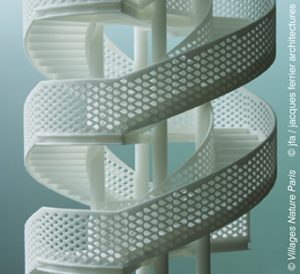 3d-printed-model-stairway-Disney-Center-Parcs-02
